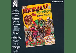 VARIOUS - Rockabilly Psychosis & Garage Disease  - (Vinyl)