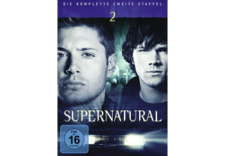 Supernatural - Staffel 2 [DVD]