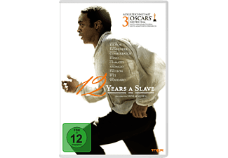 Twelve Years A Slave [DVD]