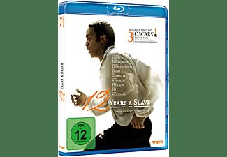 Twelve Years A Slave [Blu-ray]