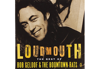Bob Geldof - Loudmouth/The Best Of Bob Geldof  - (CD)