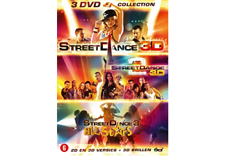 StreetDance Collection DVD