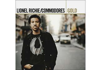 Richie Lionel & The Commodores - Gold CD