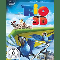 Rio 3D 3D Blu-ray (+2D)