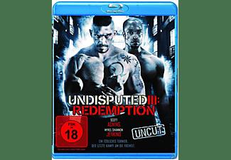 UNDISPUTED 3 [Blu-ray]