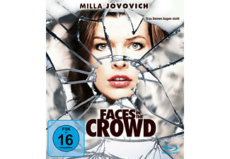 Faces in the Crowd - (Blu-ray)