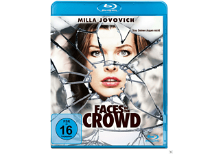 Faces in the Crowd Blu-ray