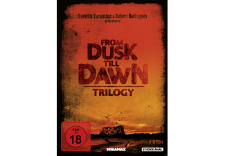 From Dusk Till Dawn - Trilogy [DVD]