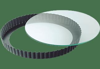 KAISER W. F. 622040 Quicheform mit Glas-Hebeboden