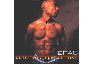 2Pac - Until The End Of Time (CD)