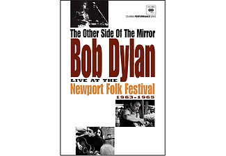 Bob Dylan - Bob Dylan Live At The Newport Folk Festival 1963-1965 (DVD)