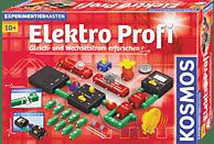 KOSMOS 620813 Elektro Profi, Mehrfarbig
