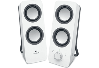 LOGITECH Z200 2.0 Speakers Beyaz 980-000801