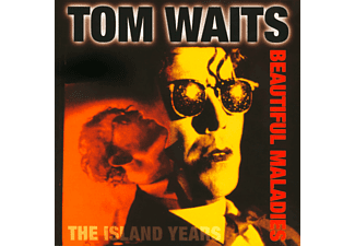 Tom Waits - BEAUTIFUL MALADIES 1983-1993 [CD]