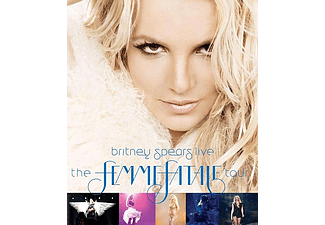 Britney Spears - Live: The Femme Fatale Tour (DVD)