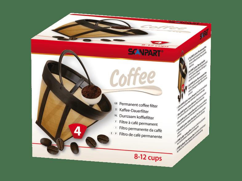 27 900 004 11 fém kávéfőző filter