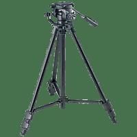 SONY VCT-R 640 Dreibein Stativ, Schwarz, Höhe offen bis 1441 mm