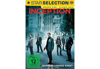 Inception - (DVD)