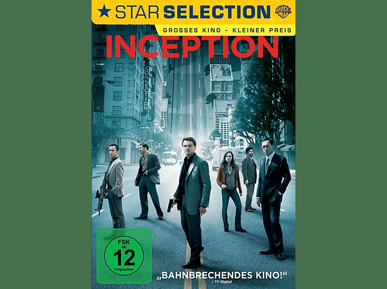 Inception [DVD]