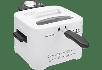 Freidora - Jata FR 278 Capacidad 2.5L, Termostato regulable, Cuerpo toque frío