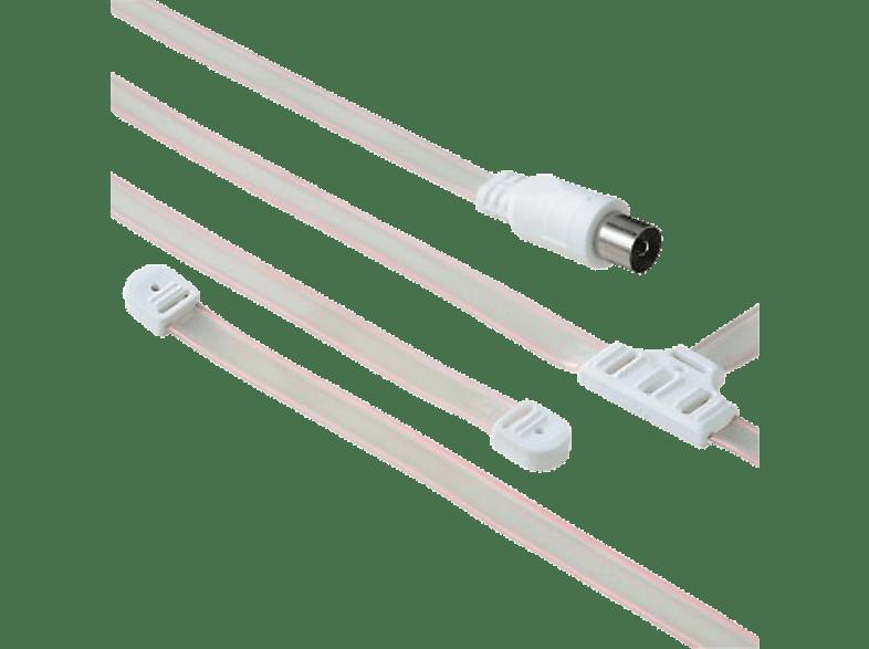 HAMA Câble antenne, coaxial (75122482)