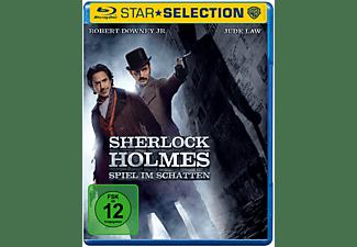 Sherlock Holmes 2 - Spiel im Schatten Blu-ray