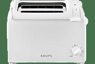 KRUPS KH 1511 Krups ProAroma Toaster Weiß (700 Watt, Schlitze: 2)