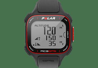 Reloj deportivo - Polar RC3 HR Negro, GPS