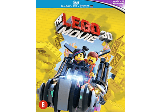 The LEGO Movie 3D | 3D Blu-ray