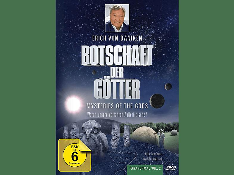 Erich von Däniken: Botschaft der Götter - Waren unsere Vorfahren Außerirdische? [DVD]
