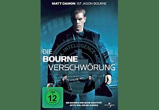 Die Bourne Verschwörung DVD