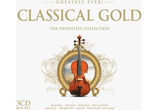 VARIOUS - Classical Gold-Greatest Ever  - (CD)