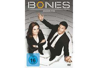 Bones Staffel 5 [DVD]