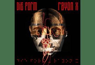 Die Form - Rayvon X  - (CD)