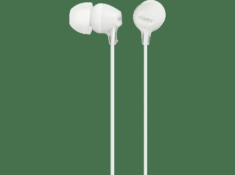SONY Écouteurs Blanc (MDREX110LPW.AE)