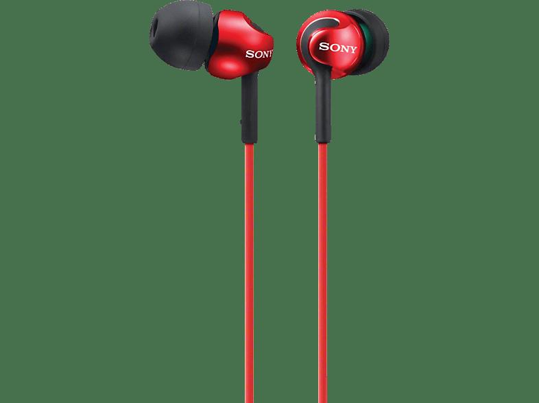 SONY Écouteurs Rouge (MDREX110LPR.AE)