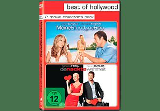 Meine erfundene Frau / Die nackte Wahrheit (Best of Hollywood) DVD