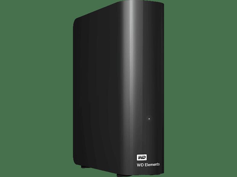 WD Elements™ Desktop, 8 TB HDD, 3.5 Zoll, extern