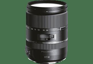 TAMRON DI VC PZD 28 mm - 300 mm f/3.5-6.3 Di, PZD, VC (Objektiv für Nikon F-Mount, Schwarz)