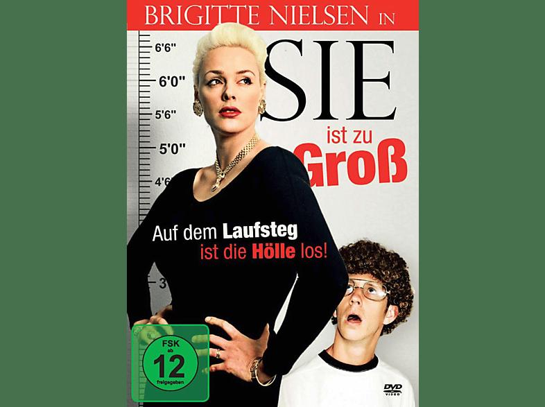 Sie Ist Zu Groß-Auf Dem Laufsteg Ist Die Hölle Los [DVD]