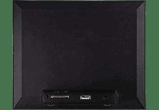 HAMA Digitaler Bilderrahmen Slimline Basic 8SLB mit Fernbedienung, 8 Zoll, 300cd, Schwarz
