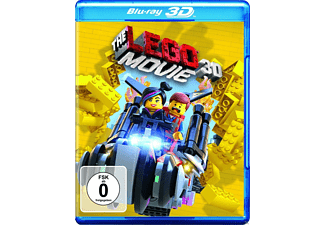 The LEGO Movie (3D Blu-ray + Blu-ray) [Blu-ray 3D]