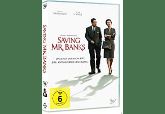 Saving Mr. Banks [DVD]