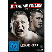 Extreme Rules 2012 [DVD]