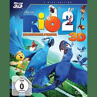 Rio 2 - Dschungelfieber 3D Blu-ray