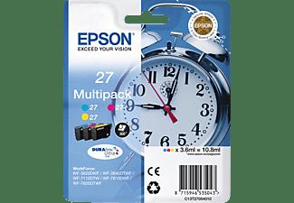 EPSON Tintenpatronen 27 Multipack (C13T27054012)