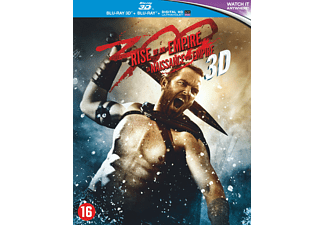 300: Rise Of An Empire 3D | 3D Blu-ray