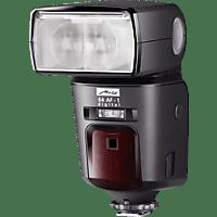 METZ 64 AF-1 Systemblitz für Canon (64 (bei 200 mm), 43 (bei 50 mm), E-TTL, E-TTL-Remote, E-TTL II)