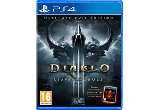 Diablo III: Reaper of Souls – Ultimate Evil Edition (PlayStation 4)