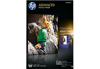 HP Q8692A Advanced Glanzend fotopapier 10 x 15